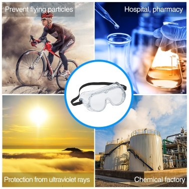 Medical Safety Glasses Anti-Fog Goggles