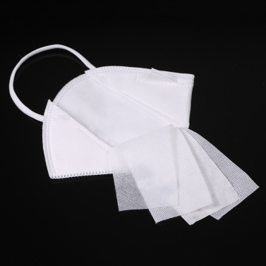 20PCS KN95 Face Mask Anti PM2.5 Anti Particle Mask Protection Dustproof Mouth Mask Fliters