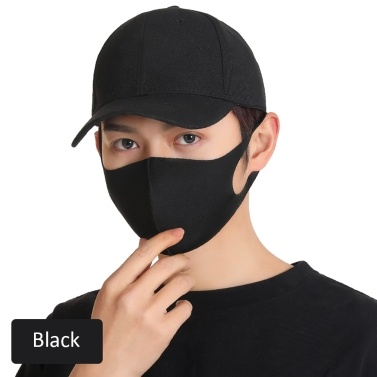 1Pcs Mouth Mask Anti Dust Face Mouth Cover Breathable and Washable Anti-fog Face Mask